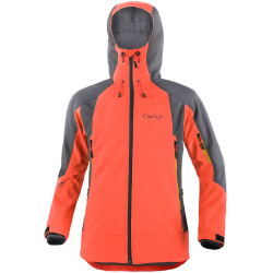 Veste d'alpinisme SuperStrong Softshell 3 couches