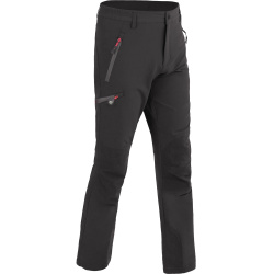 Pantalon de montagne stretch avec renforts Kevlar®