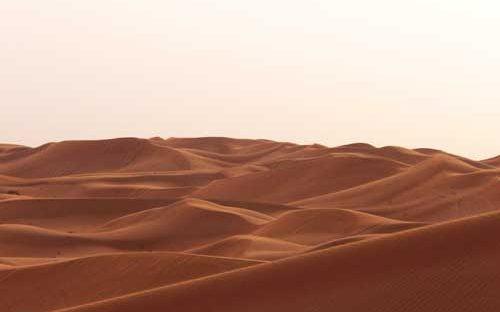 Trucs et astuces pour randonner dans le désert