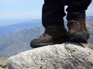 Chaussures de trek