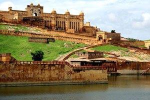 Palais Amer à Jaipur © Ajay Shankar