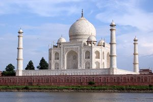 Taj Mahal au Rajasthan