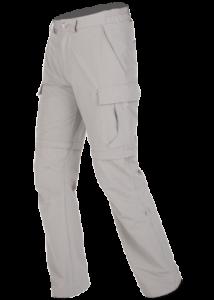 Pantalon de voyage détachable 3 en 1