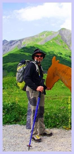 Randonnée dans la Maurienne Aiguilles d'Arves -Yves Vionnet