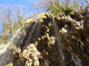 Cascade à Saint Maurin
