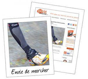 Chaussettes de compression 3D défatigantes randonnée / voyages CimAlp