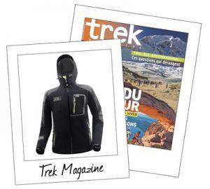 trek magazine veste vinson cimalp
