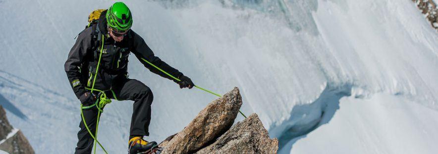 Frédéric Souchon, ambassadeur CimAlp pour la montagne