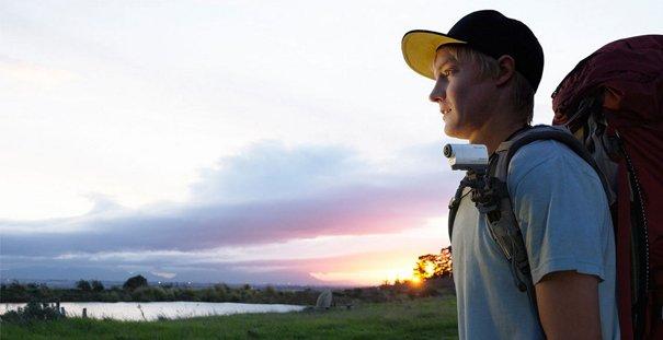 Utiliser sa caméra sportive en randonnée