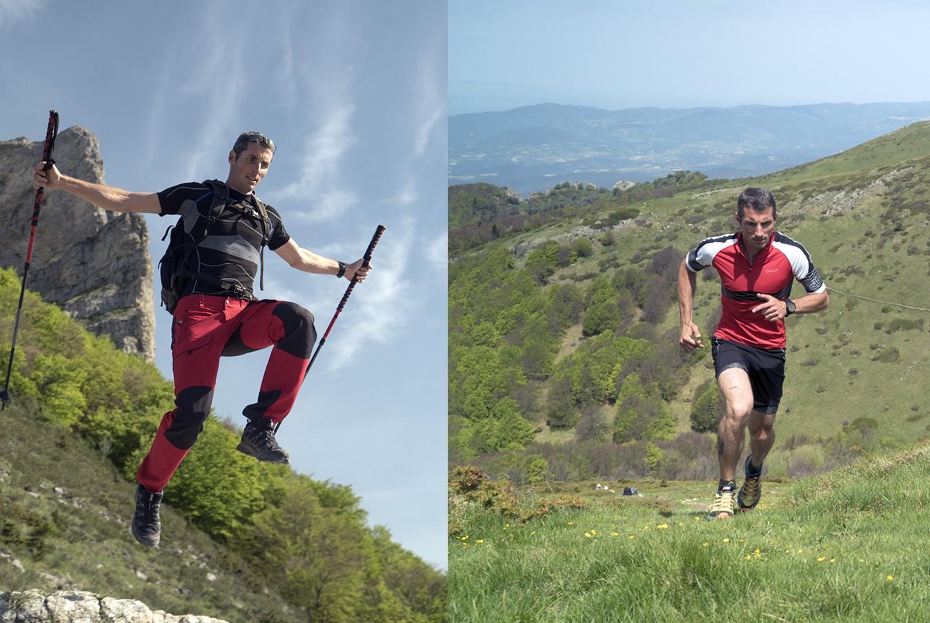 De la randonnée Montagne au Trail… – Florian Olivier, Ambassadeur Trail- Running CIMALP 67689cd3d005