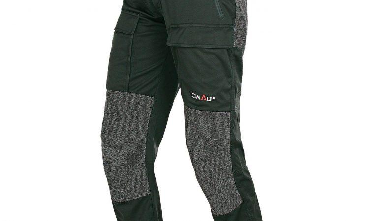 pantalon softshell d'alpinisme