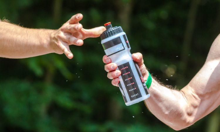 hydratation en randonnée