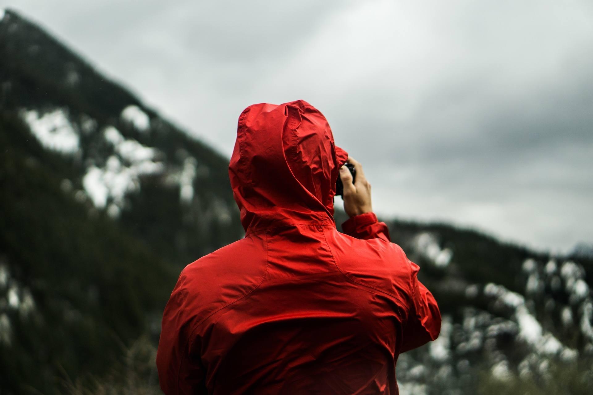 photos en randonnée