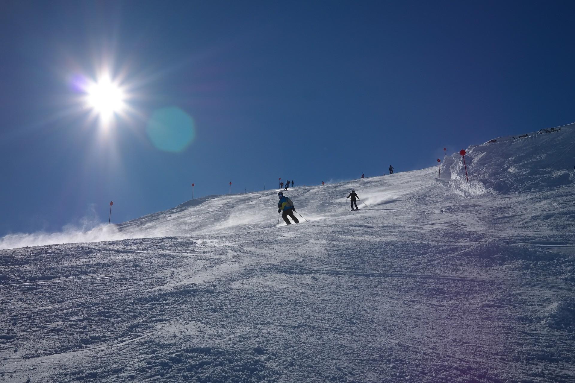 sécurité au ski
