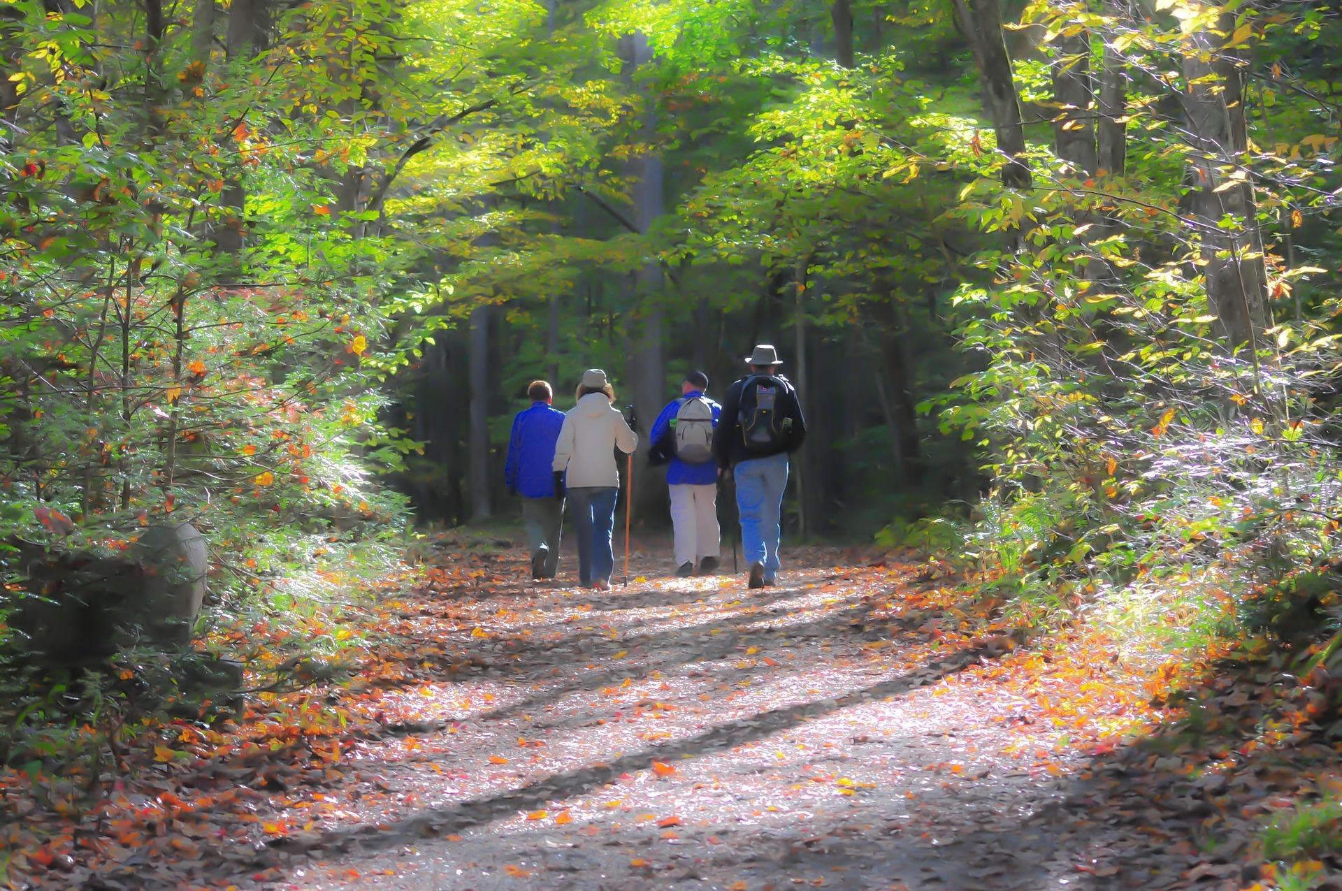 fatigue en randonnée : comment la diminuer