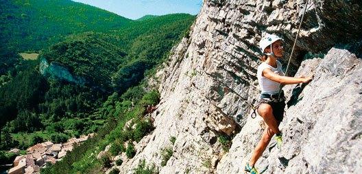 meilleurs sites d'escalade en France