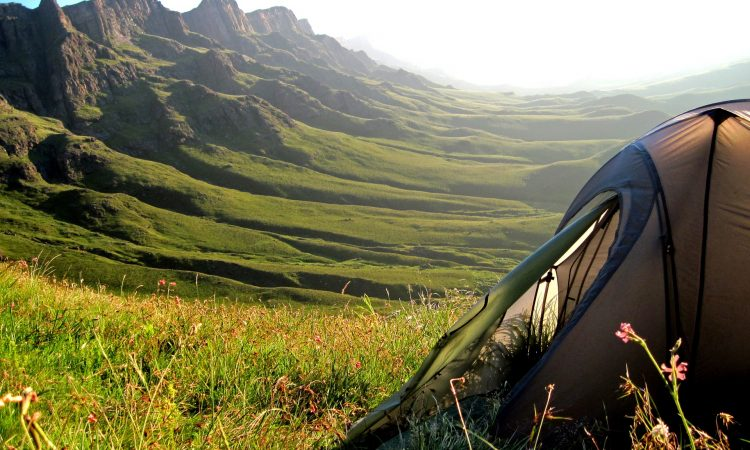 choisir une tente de randonnée