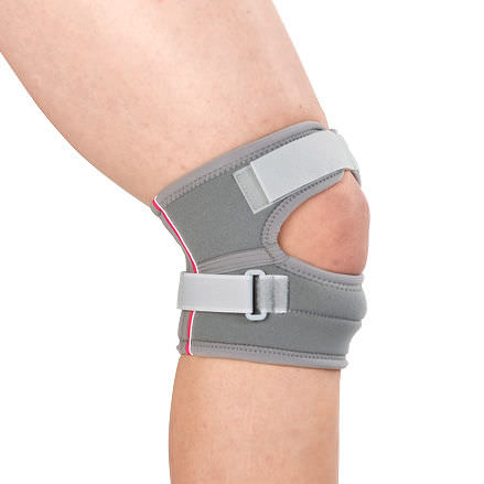 douleur au genou en randonnée