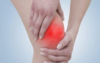 douleurs aux genoux en randonnée