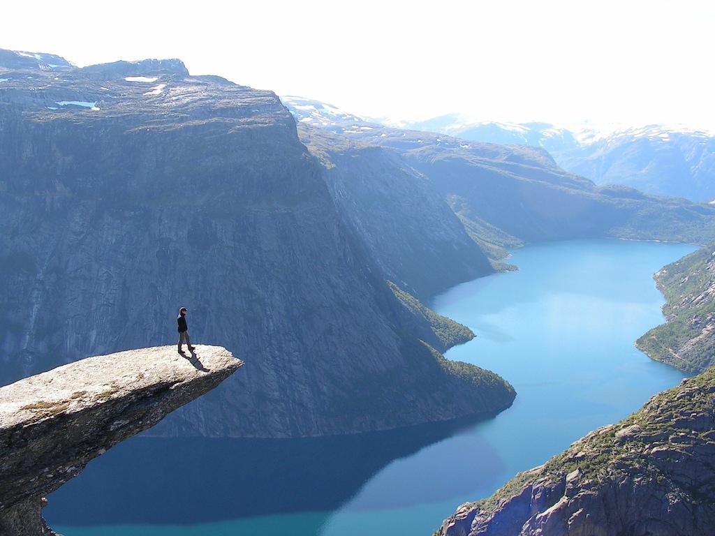 vaincre le vertige en randonnée