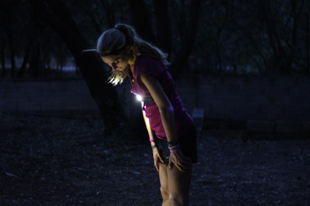 courir de nuit