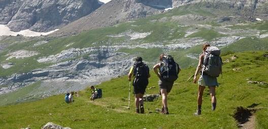sifflet de détresse en randonnée