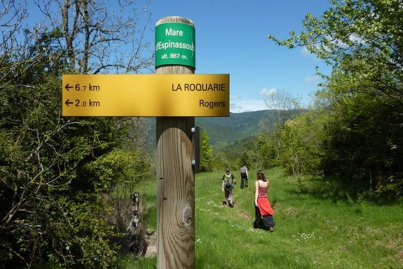 balisage en randonnée