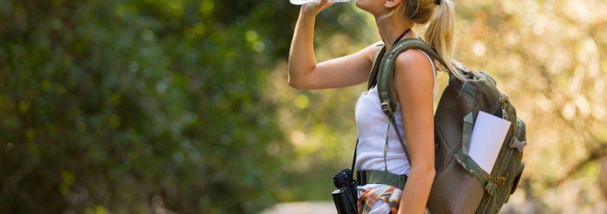 Poche à eau ou gourde pour la randonnée ?