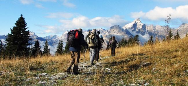 site de randonnée itinéraire de randonnée
