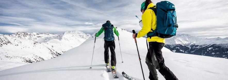 Equipement pour le ski de randonnée : ce qui est nécessaire