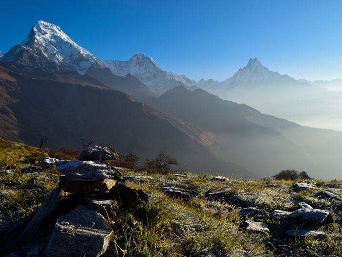treks dans les annapurnas