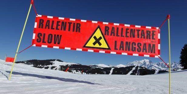 Sécurité à ski : nos 10 conseils et règles d'or