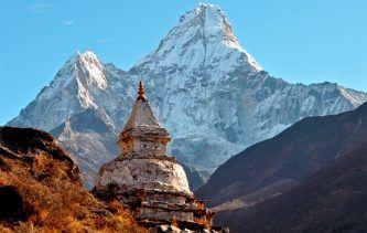 équipement pour un trek dans l'Himalaya