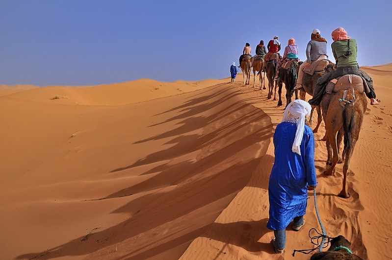idées de randonnées au Maroc