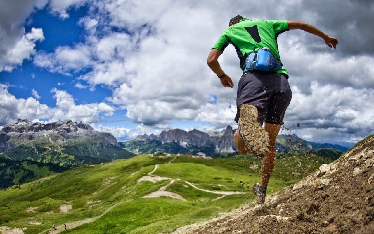 t-shirt pour faire du trail