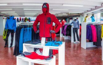boutique montagne Cimalp valence