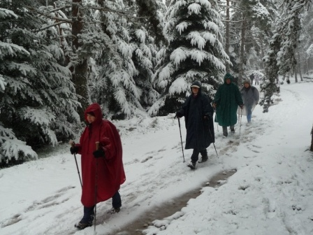 saison pour faire le pèlerinage de Compostelle