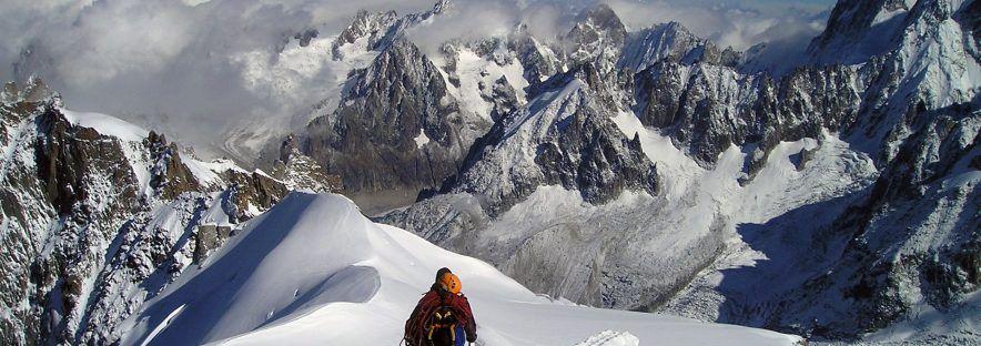 6 sommets pour débuter l'alpinisme en France