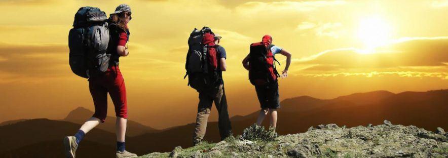 Pratiquez la randonnée éco-responsable