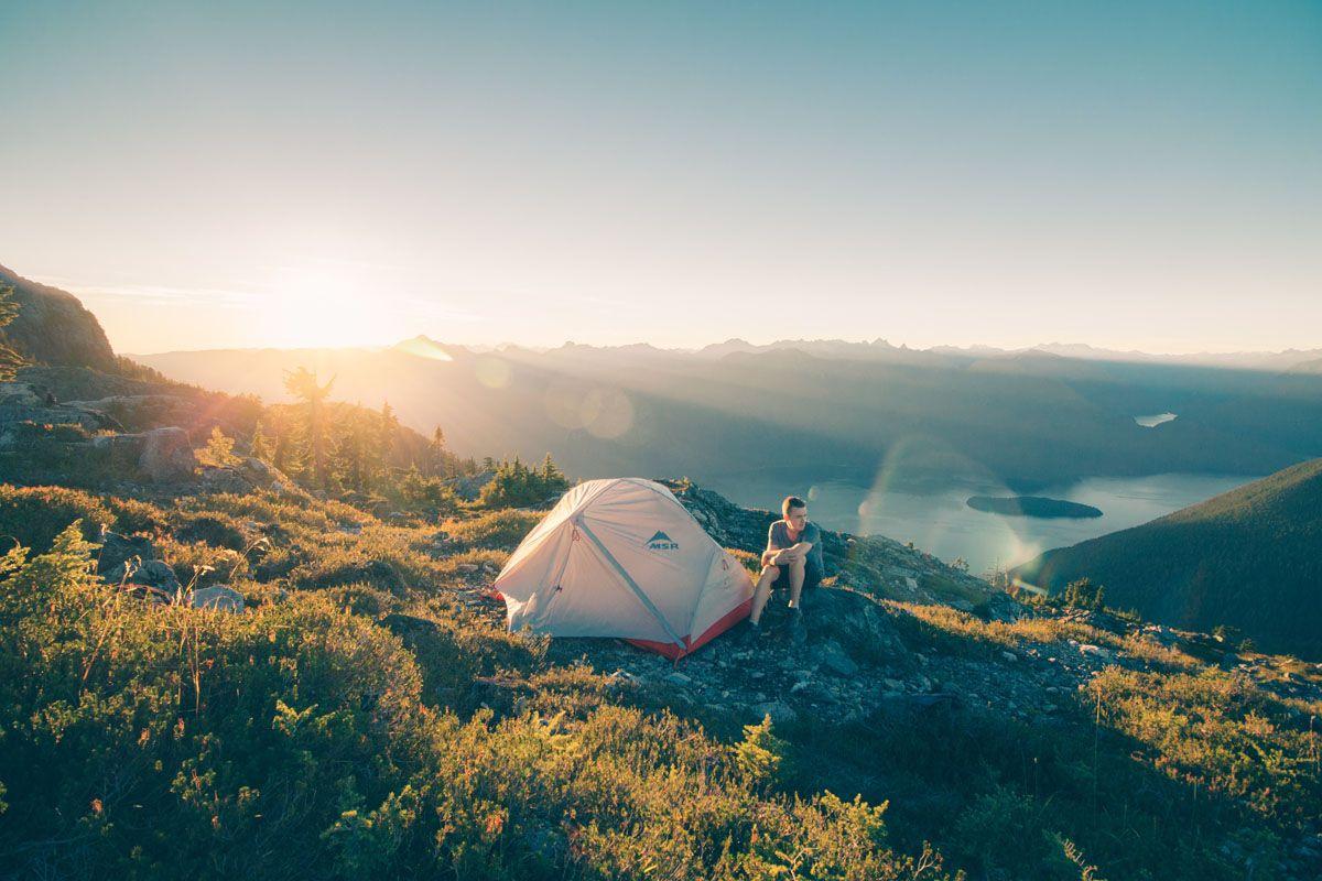 camping sauvage ou bivouac