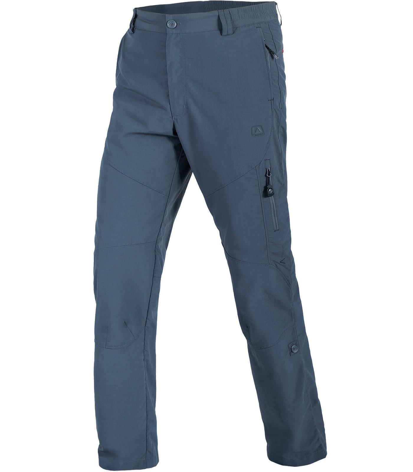 pantalon transformable randonnée printemps