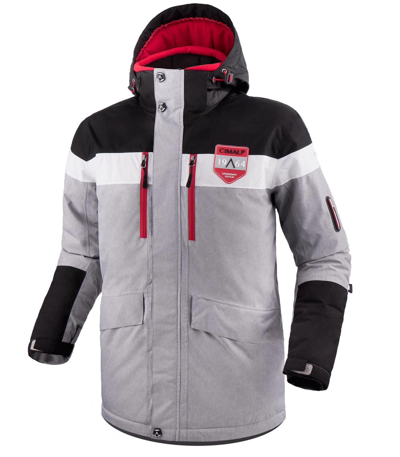 veste de ski chaude