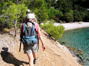 randonnée longue durée croatie