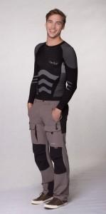 Pantalon de randonnée LAOS 4