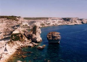 Panorama Bonifacio Corse