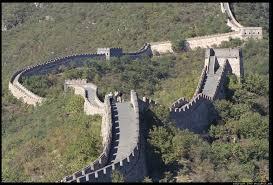 Grande muraille de Chine _ Licence CC-by-sa. auteur : Jakub Hałun