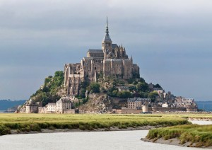Le Mont Saint Michel © David ILIFF