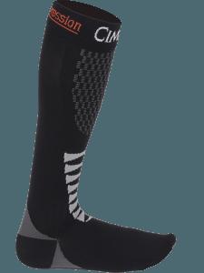 Chaussettes COMPRESSION 3D spéciales récupération_s'équiper pour faire des raquettes à neige