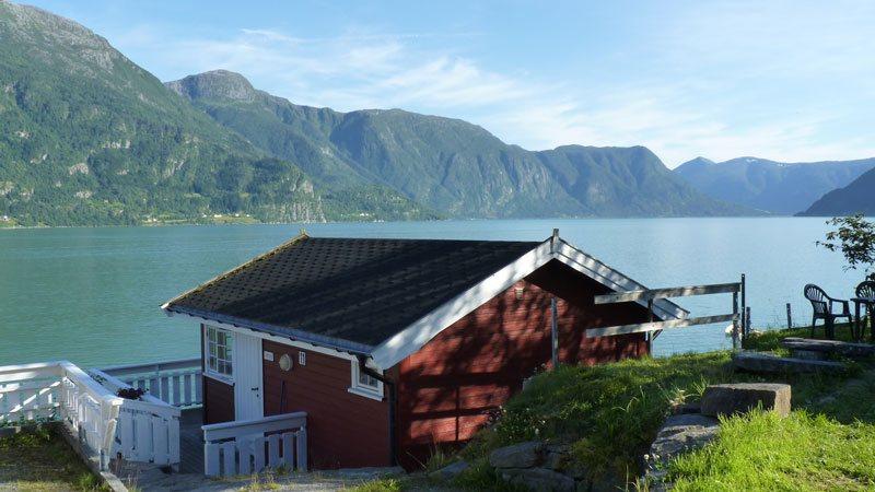 refuge en Norvège