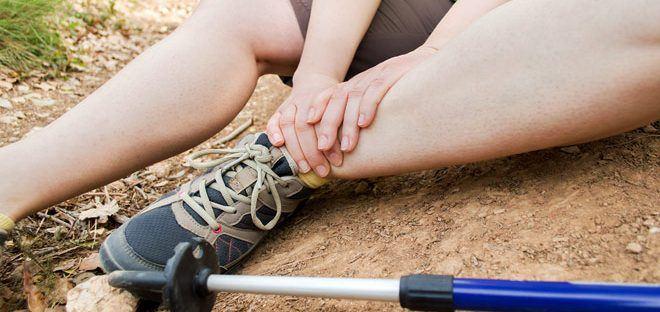 premiers secours en randonnée